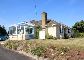 Thumbnail 3 bedroom detached bungalow for sale in Church Road, North Newton, Bridgwater
