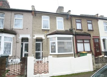 Thumbnail 3 bedroom terraced house for sale in Landseer Avenue, Manor Park, London
