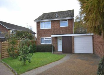 Thumbnail 3 bed detached house for sale in Vancouver Road, Durrington, West Sussex