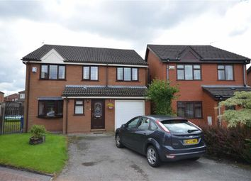 Thumbnail 6 bedroom detached house for sale in Ashbrook Farm Close, Reddish, Stockport, Greater Manchester