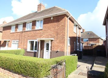 Thumbnail 2 bed semi-detached house for sale in Bradhope Road, Middlesbrough