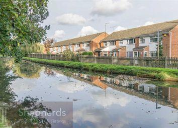 Thumbnail 3 bedroom end terrace house for sale in Croft Walk, Broxbourne, Hertfordshire