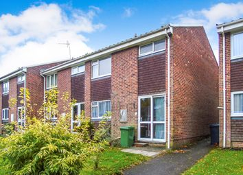 Thumbnail 3 bed end terrace house to rent in Wordsworth Close, Fulflood, Winchester, Hampshire