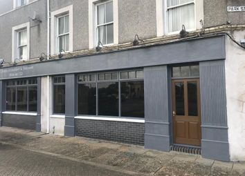 Thumbnail Commercial property to let in Lock-Up Shop And Premises, 2 Park Street, Bridgend