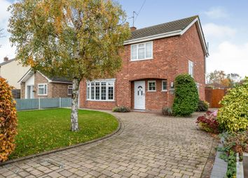 Thumbnail 4 bed detached house for sale in Woolram Wygate, Spalding