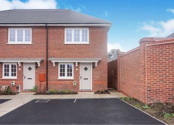 Thumbnail 2 bed end terrace house for sale in 5 Fountains Close, Wakefield