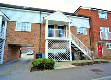 Thumbnail 1 bed maisonette for sale in Hambrook Road, Snodland