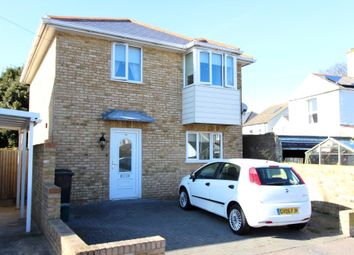Thumbnail 3 bed detached house for sale in Downs Road, Walmer