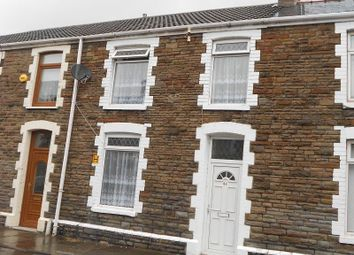 Thumbnail 3 bed terraced house to rent in Arthur Street, Port Talbot, Neath Port Talbot.