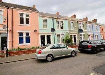 Thumbnail 5 bed terraced house for sale in Bishops Avenue, Newcastle Upon Tyne
