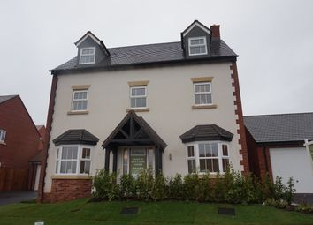 Thumbnail 5 bedroom detached house for sale in Peels Meadow, Ashby Road, Tamworth
