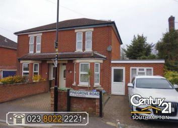 Thumbnail 3 bed property to rent in Pinegrove Road, Southampton