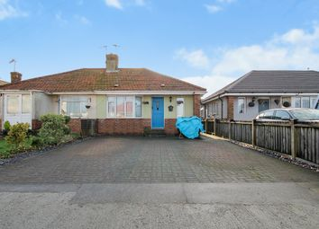 3 bed semi-detached bungalow for sale in West Way, Lancing BN15