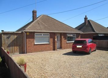 Thumbnail 2 bed bungalow to rent in Chapnall Road, Wisbech