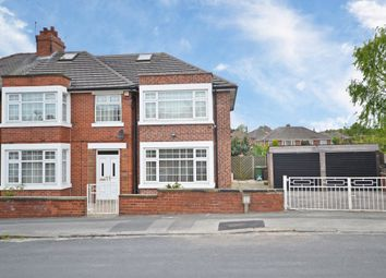 Thumbnail 5 bed semi-detached house for sale in Cyprus Street, Wakefield