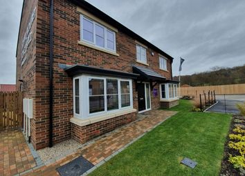 Thumbnail 5 bed detached house for sale in Lanchester Rise Lanchester Road, Maiden Law, Lanchester, Durham