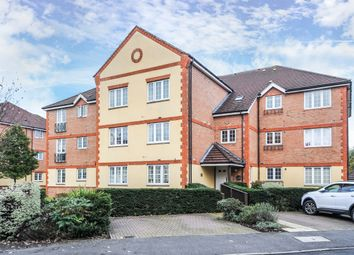 Thumbnail 3 bed flat to rent in Meadow View, Chertsey