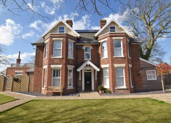 Thumbnail 2 bed flat for sale in Meadow View, North Walsham Road, Bacton, Norwich
