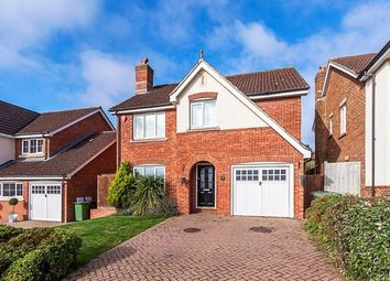 Thumbnail 4 bedroom detached house for sale in Watercress Road, Cheshunt, Waltham Cross