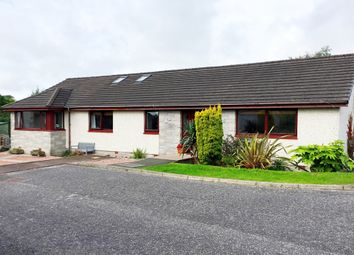 Thumbnail 4 bed detached bungalow for sale in Burnside Gardens, Kirkcudbright