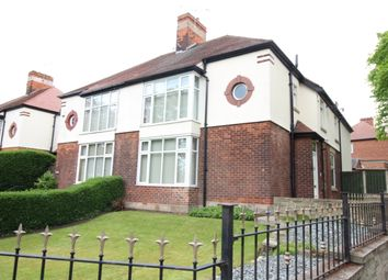 Thumbnail 4 bed semi-detached house for sale in 244, Carlton Road, Worksop