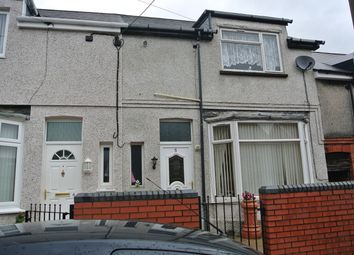 Thumbnail 3 bed terraced house for sale in South View, Pontypool