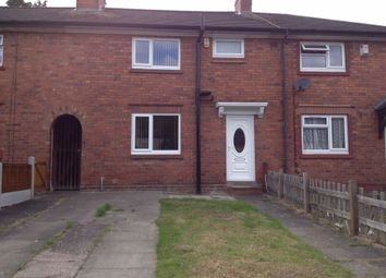 Thumbnail 3 bedroom terraced house to rent in Wrens Nest Road, Dudley