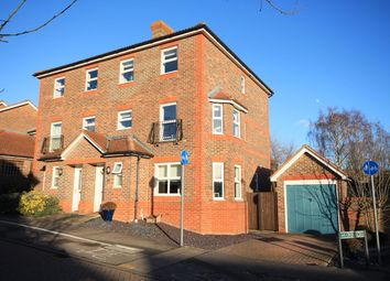 Thumbnail 4 bed town house for sale in Overbecks, Newbury