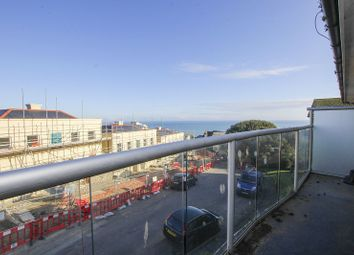 Thumbnail 2 bed flat for sale in Archery Court Archery Road, St. Leonards-On-Sea, East Sussex.