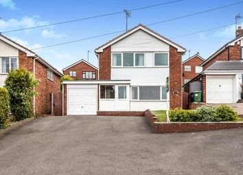 Thumbnail 3 bedroom detached house for sale in Stafford Lane, Hednesford, Cannock, Staffordshire