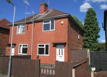 Thumbnail 2 bedroom semi-detached house to rent in Regent Street, Bedworth
