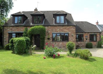 Thumbnail 4 bedroom detached house for sale in Old Brick Lodge Hagnaby Road, Old Bolingbroke, Spilsby