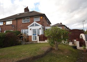 Thumbnail 3 bed semi-detached house for sale in Stanmore Grove, Burley, Leeds