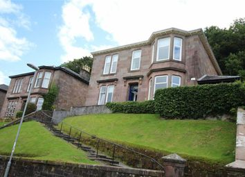 Thumbnail 3 bed flat for sale in Barrhill Road, Gourock, Renfrewshire