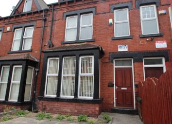 Thumbnail 5 bed terraced house to rent in Estcourt Terrace, Headingley, Leeds