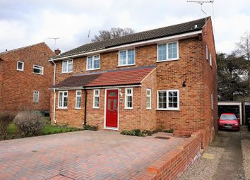 Thumbnail 3 bed semi-detached house for sale in Alkham Road, Maidstone