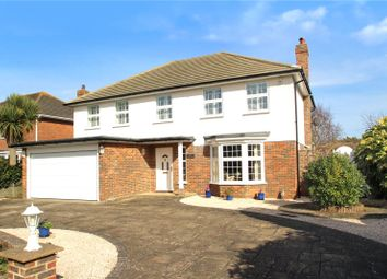 4 bed detached house for sale in The Roundway, Rustington, Littlehampton BN16