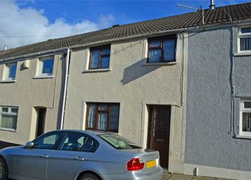 Thumbnail 3 bed terraced house for sale in Park Street, Maesteg, Mid Glamorgan