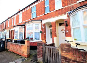 Thumbnail 3 bed terraced house to rent in Maryville Road, Bedford