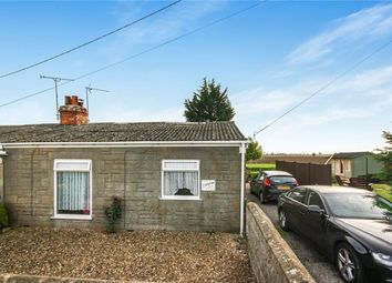 Thumbnail 2 bed semi-detached bungalow for sale in East Heckington, Boston, Lincolnshire