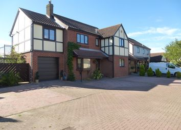 Thumbnail 5 bed detached house for sale in River Walk, Great Yarmouth