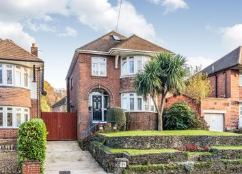 Thumbnail 4 bedroom detached house for sale in Glenfield Avenue, Southampton