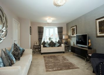 Thumbnail 4 bed detached house for sale in Gipping Road, Great Blakenham