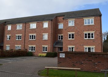 Thumbnail 2 bed flat for sale in Chancery Court, Newport, Shropshire
