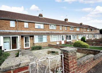 Thumbnail 2 bedroom terraced house for sale in Fonthill Walk, Old Walcot, Swindon