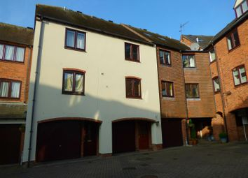 Thumbnail 3 bedroom town house to rent in Monks Walk, Bridge Street, Evesham