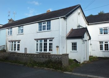 Thumbnail 3 bed semi-detached house for sale in Alma Cottages, Station Road, Kilgetty