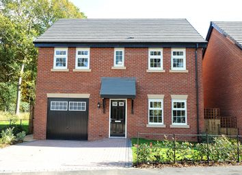 "Thumbnail 4 bedroom detached house for sale in ""The Lewis"" at Clydesdale Road, Lightfoot Green, Preston"