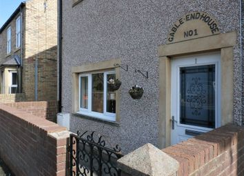 Thumbnail 3 bed end terrace house for sale in Market Place, Red Row, Morpeth
