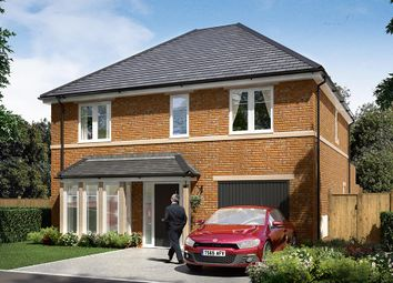 "Thumbnail 4 bed detached house for sale in ""The Rosebury"" at Bar Lane, Wakefield"